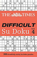 The Times Difficult Su Doku. Book 4