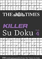 The Times Killer Su Doku. Book 4