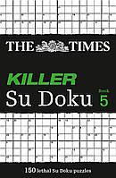 The Times Killer Su Doku. Book 5