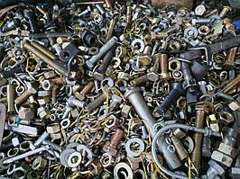 Болти, гровера, гайки, шайбы, шплинты, метизы М6 М8 М10 М12 М14 М16 все смешано цена за кг, отправка от 20кг