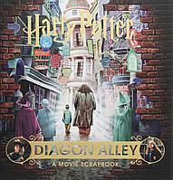 Harry Potter. Diagon Alley. A Movie Scrapbook