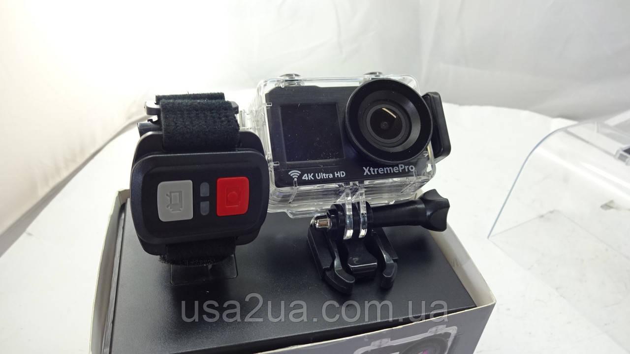 Экшн Камера Xtreme Pro 4k Dual Screen USA Доставка Кредит Гарантия