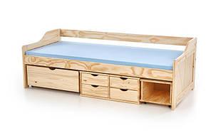Кровать детская MAXIMA 2 Halmar 96x209 Сосна, фото 3