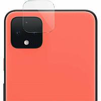 Защитное стекло для камеры Google Pixel 4 (Mocolo 0.33mm)