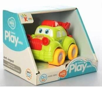 Машинка инерционная зеленная Funny MINI Game Серия Cartoon Play 2014-07В+