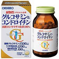 Глюкозамин с хондроитином Orihiro для суставов