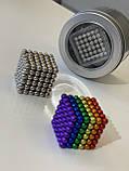 Нео Куб магнитный анти-стресс Neo Cube MAG 001, фото 3