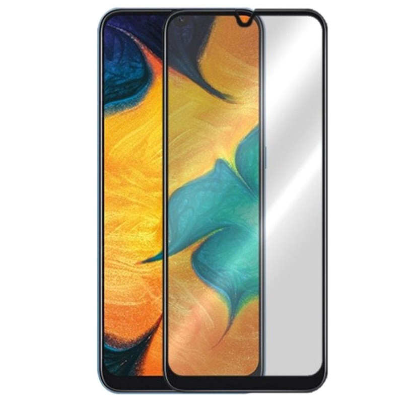 Защитное стекло Samsung A71 A715 Privacy 5D