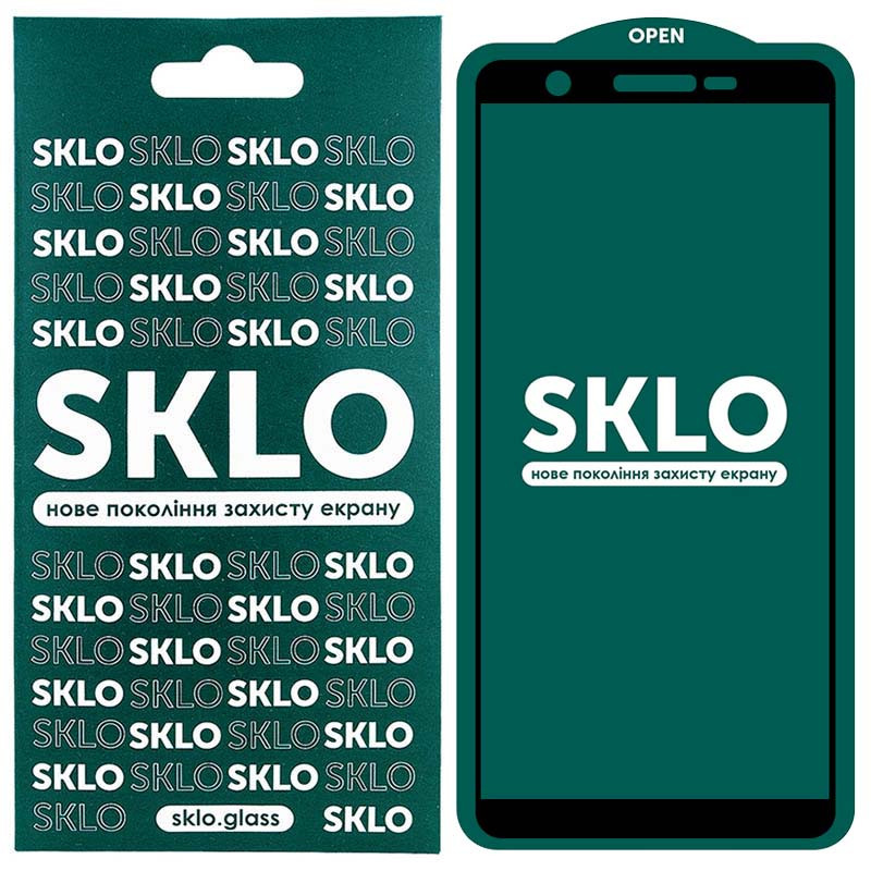 Защитное стекло Samsung M01 Core M013 SKLO 5D Premium