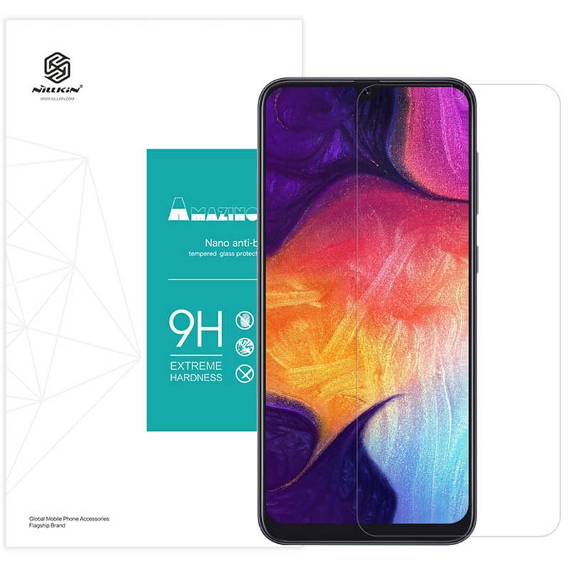 Защитное стекло Samsung M30 M305 Nillkin Premium Glass