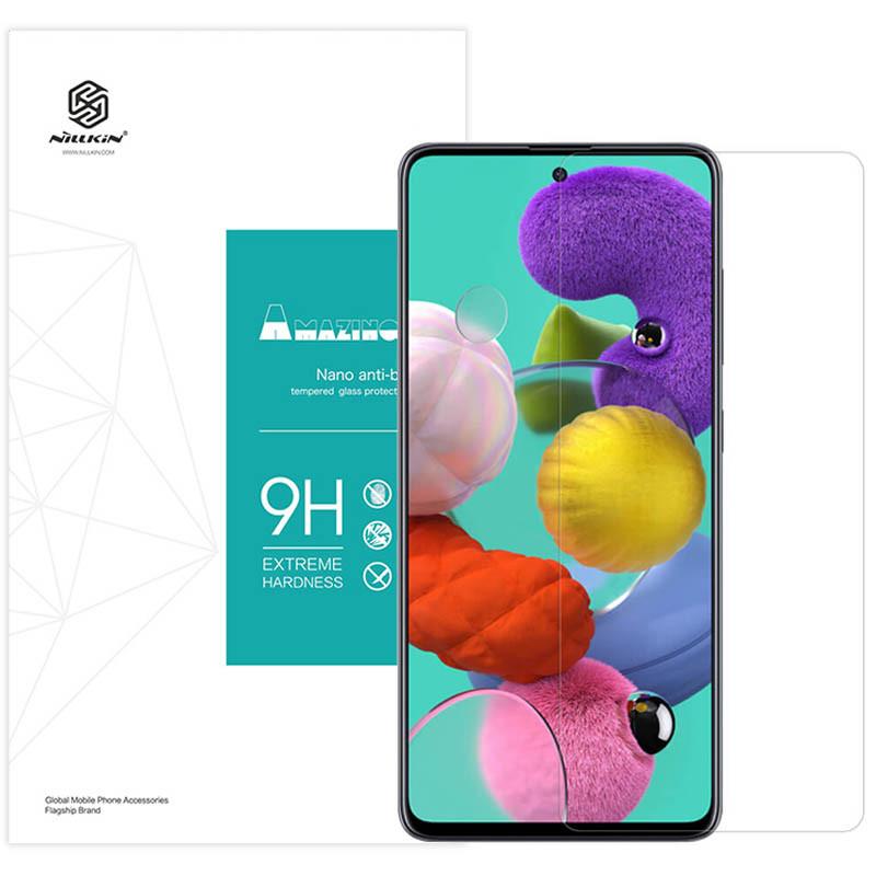Захисне скло Samsung M31s M317 Nillkin Premium Glass