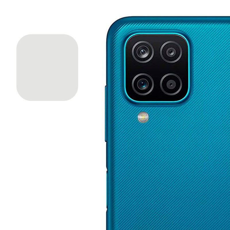 Защитное стекло на камеру Samsung A12 A125