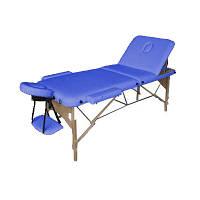 Трехсекционный массажный стол Relax HY-30110B 25098