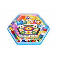 Игрушка мозаика Разноцветный мир тм ТехноК