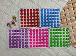 Игрушка-антистресс для детей Поп ит пластиковый корпус