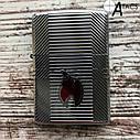 Зажигалка бензиновая Zippo Пламя, фото 3