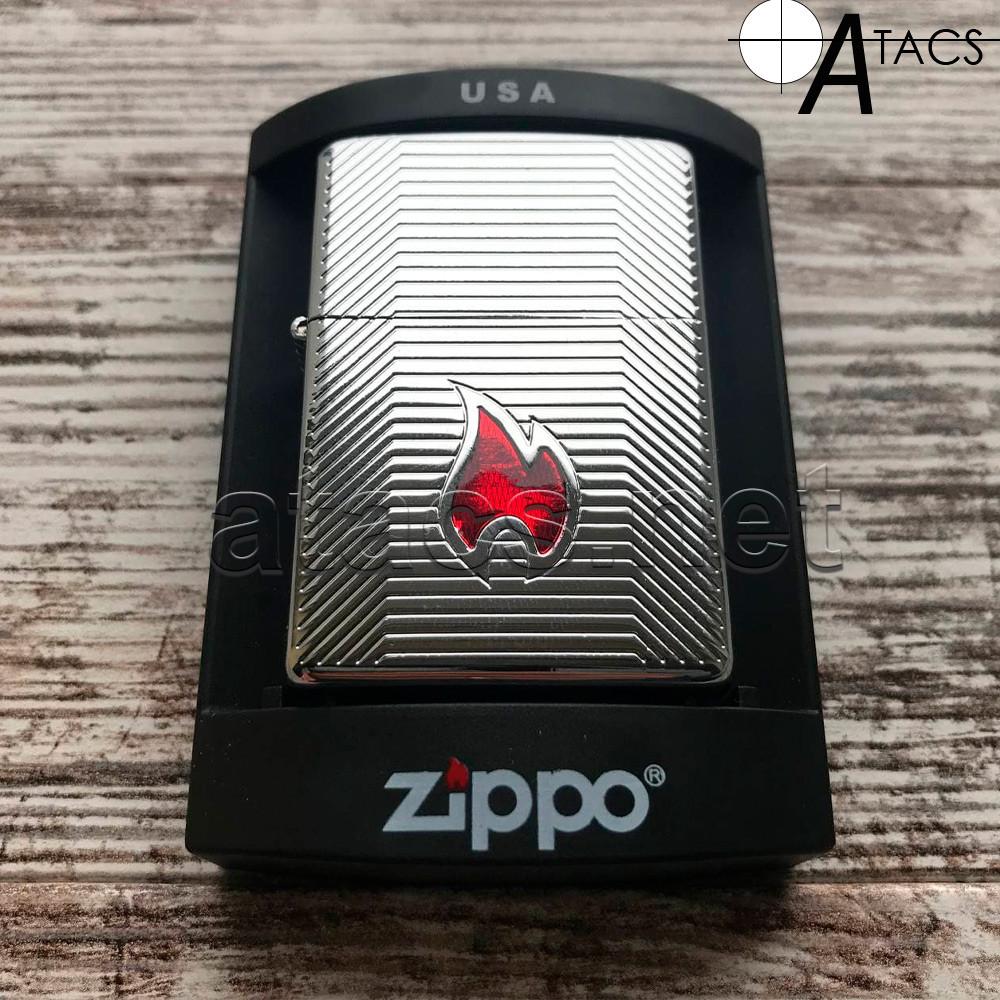 Зажигалка бензиновая Zippo Пламя