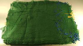 Сітка овочева сітка-мішок для овочів (р50х80) 40кг зелена (100 шт)