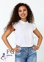 Элегантная летняя блуза  028 В/02, фото 1