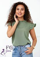 Элегантная летняя блуза  028 В/03, фото 1