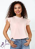 Элегантная летняя блуза  028 В/04, фото 1