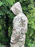 Костюм камуфляжный с капюшоном ЛЕТНИЙ МУЛЬТИКАМ, фото 4