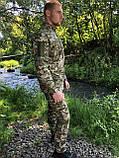 Форма зсу річна піксель(вафелька),костюм тактичний зсу піксельний річний, фото 3