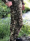 Форма зсу річна піксель(вафелька),костюм тактичний зсу піксельний річний, фото 7