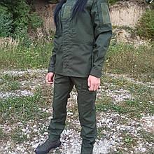 Костюм тактический летний  нгу олива рип стоп