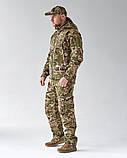 Костюм тактичний мультикам річний ріп-стоп, фото 2