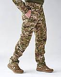 Костюм тактичний мультикам річний ріп-стоп, фото 6