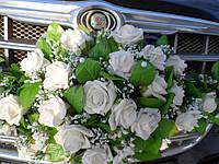 Прокат украшений для свадебного кортежа (8)