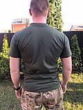 Футболка для военных олива хб, фото 4