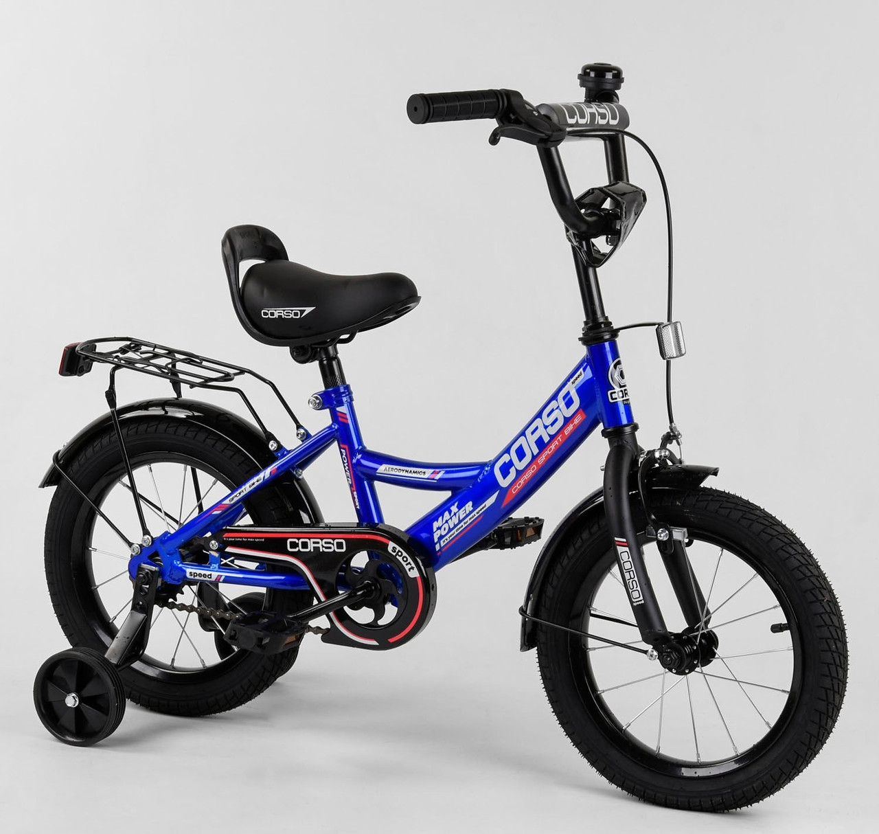 Велосипед дитячий 14004 Corso CL 14 дюйма