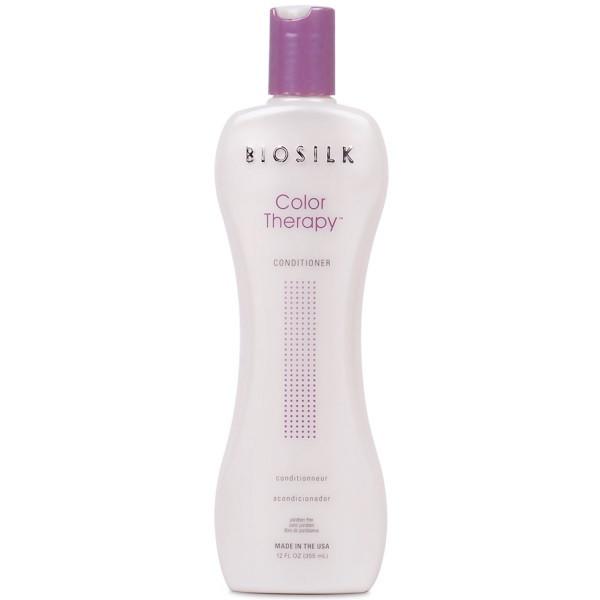 Кондиционер для защиты цвета окрашенных волос BioSilk Color Therapy Conditioner