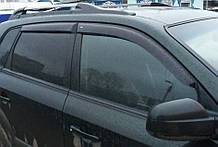 Ветровики Hyundai Tucson 2004-2010 Cobra Tuning
