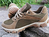 Кросівки тактичні літні MAX Heat М5, Койот, фото 2