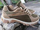 Кросівки тактичні літні MAX Heat М5, Койот, фото 3