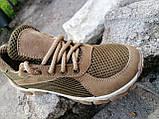 Кросівки тактичні літні MAX Heat М5, Койот, фото 5