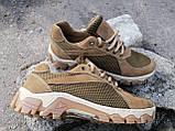 Кросівки тактичні літні MAX Heat М5, Койот, фото 6