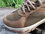 Кросівки тактичні літні MAX Heat М5, Койот, фото 8