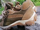Кросівки тактичні літні MAX Heat М5, Койот, фото 9