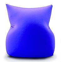 Кресло подушка трансформер Coolki Bubble Boom L 100x75 Blue (Спандекс)