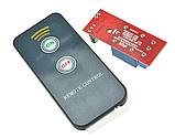 Модуль дистанционного ИК управления 1 канал  5В, фото 2