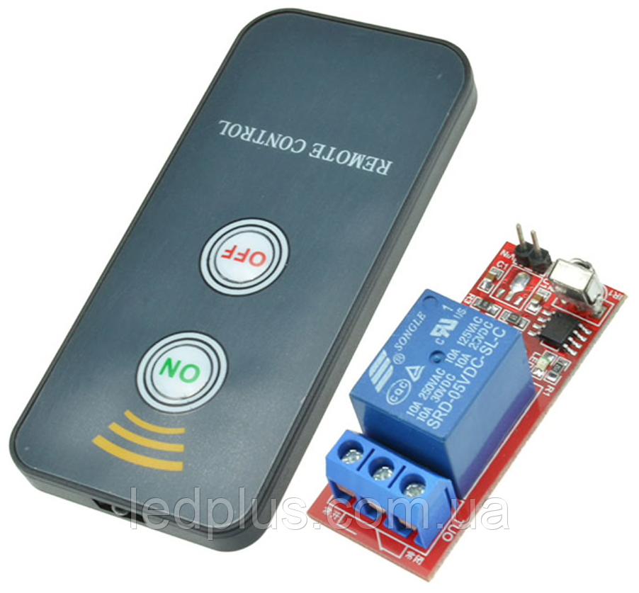 Модуль дистанционного ИК управления 1 канал  5В