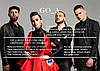 """Gf Открытка """"Go_A Band"""""""