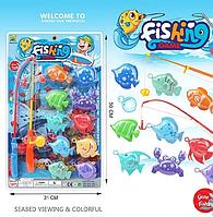 Рыбалка магнитная 555-226 на листе