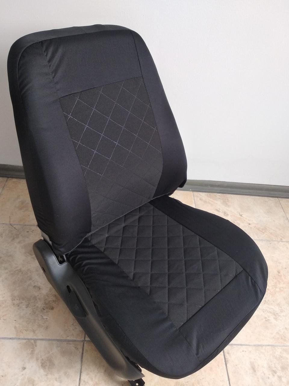 Чохли LUX ВАЗ VAZ 2108/2109/21099/2113/2114/2115 авточохли на сидіння авто
