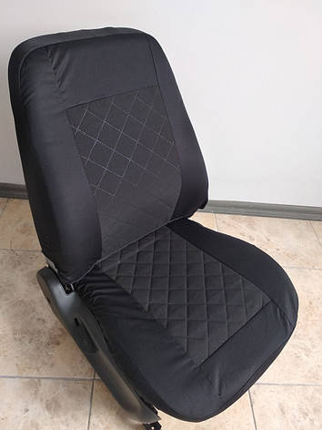 Чохли LUX ВАЗ VAZ 2108/2109/21099/2113/2114/2115 авточохли на сидіння авто, фото 2