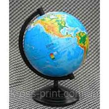 Глобус 110мм физический